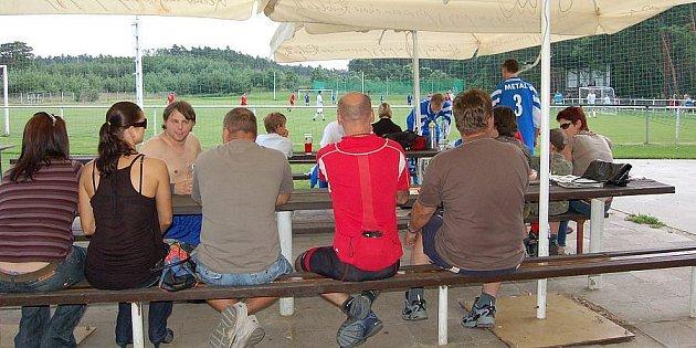 Turnaj v Travčicích.