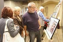 HuFO aneb Humor ve fotografii je název výstavy pěti litoměřických autorů, která je k vidění do 11. října ve výstavních prostorách Hradu Litoměřice.