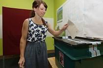 VOLBY na Hlinné měly slušnou účast 72% voličů.