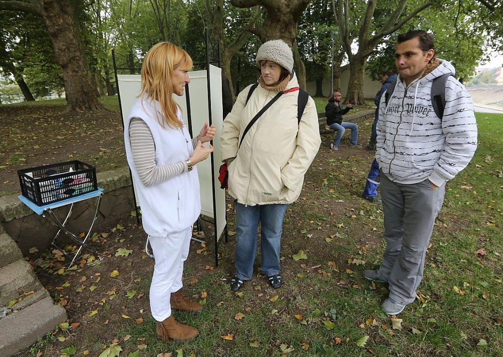 Zdravotnickou pomoc může litoměřická Naděje nově poskytovat díky sociální a zdravotní komisi města, která projekt schválila.