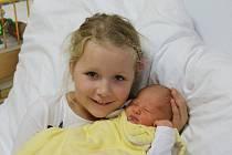Amelie Thomas se narodila Janě Thomas z Litoměřic1.10. v Ústí n.L. (2,98 kg a 47 cm).