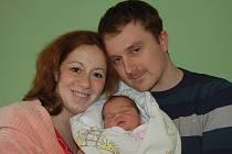 Evě a Zdeňku Trnkovým z Úštěku se 3. dubna v 9.09 hodin narodila  v Litoměřicích dcera Anna Trnková (53 cm, 3,87 kg).