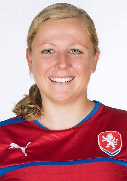 Grassroots trenérka mládeže OFS Litoměřice Barbora Cankářová.