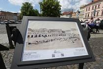 DVACET FOTOGRAFICKÝCH PANELŮ a dalších třicet míst zachycených na historických snímcích představuje nová výstava oblastního muzea s názvem Litoměřice, jak už je neznáme. Obyvatelé a návštěvníci Litoměřic je budou vídat do konce srpna.