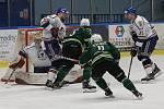 WSM Liga: hokejový zápas Litoměřice - Karlovy Vary