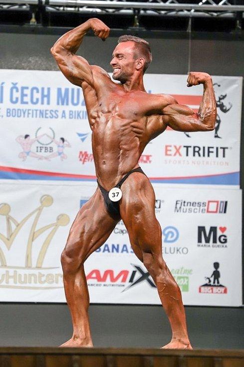 Ondřej Pospíšil působí jako učitel tělocviku na Základní škole v Polepech na Litoměřicku a je zároveň i fitness trenérem