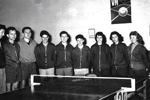 Oddíl stolního tenisu v Roudnici nad Labem
