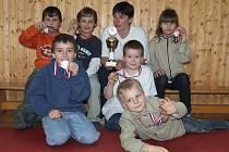 USPĚLI. Ani tentokrát se mladí litoměřičtí judisté nevraceli z turnaje bez medailí.