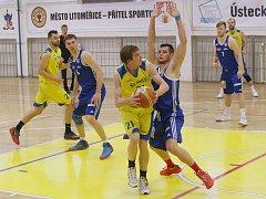 Basketbalisté Slavoje postoupili do Final 4.