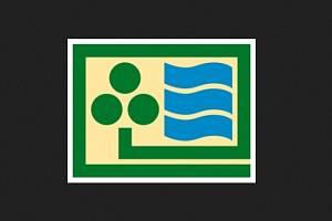 Výzkumný ústav meliorací a ochrany půdy, logo.