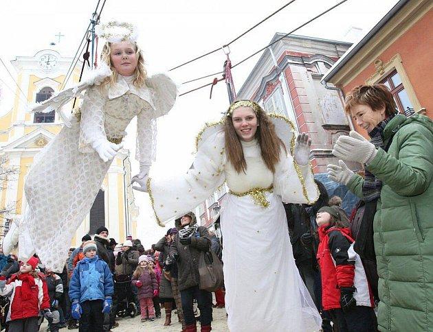 Úštěcký advent 2010.