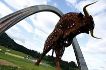 Dominanta Red Bull Ringu.
