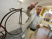 V Terezíně slavnostně otevřeli Muzeum závodní cyklistiky.