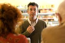TONY LAUE, REŽISÉR i herec filmu Aussig (2009).