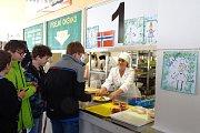 Den norské kuchyně v Lovosicích.