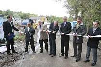Ve středu byla ve Mšeném – lázních dokončena rekonstrukce čistírny odpadních vod za téměř 43 milionů korun.