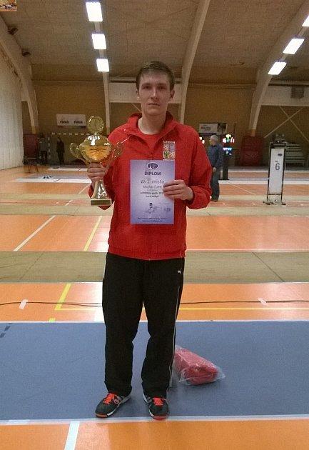 Litoměřičtí šermíři na turnaji vLiberci.