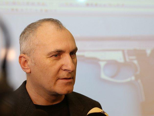 Vedoucí litoměřické kriminální policie Roman Kočí.
