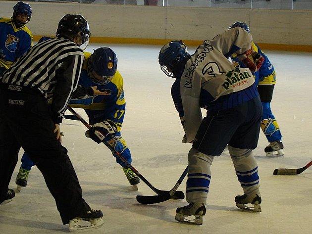 Ženský hokej: Roudnice nad Labem - Kobra Praha.