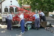 Z archivu žernoseckých dobrovolných hasičů.