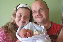Daně a Jiřímu Fuhrovým z Travčic se v litoměřické porodnici 24. června ve 13.44 hodin narodila dcera Amálka Fuhrová. Měřila 46 cm a vážila 2,92 kg. Blahopřejeme!