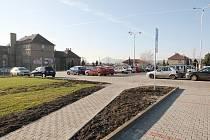 Litoměřická nemocnice již má důstojné parkoviště