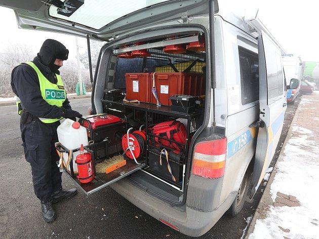 Litoměřičtí policisté mají k dispozici nové vozy