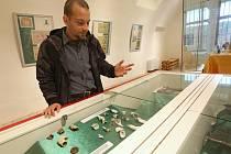 Jiří Hofman nás provedl Muzeem města Terezín a představil největší zajímavosti v jeho sbírkách.