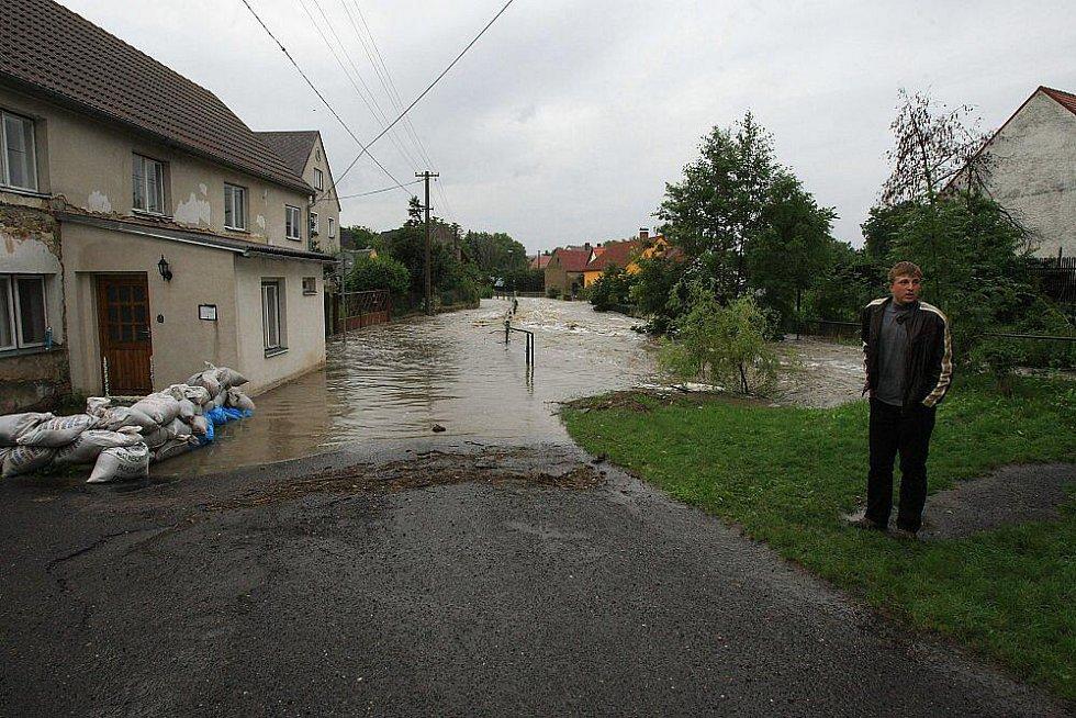 Sobota 7. srpna 2010 - Býčkovice.