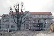 DOSTAVBA DOMOVA PRO SENIORY v Litoměřicích finišuje.