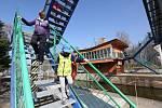 U příležitosti Světového dne vody uspořádalo Povodí Labe v sobotu 23. března Dny otevřených dveří pro veřejnost v plavebních komorách v Roudnici nad Labem.