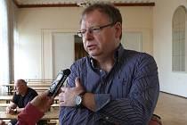 REŽISÉR Miloslav Šmídmajer má rodné Litoměřice rád.