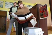Ukončení voleb v Litoměřicích
