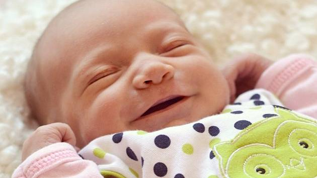 Michaele a Ondřeji Vopálenským z Nových Ouholic se 27.9. v 11 hodin narodila v Roudnici n. L. dcera Magdaléna Vopálenská (2,79 kg, 50 cm).