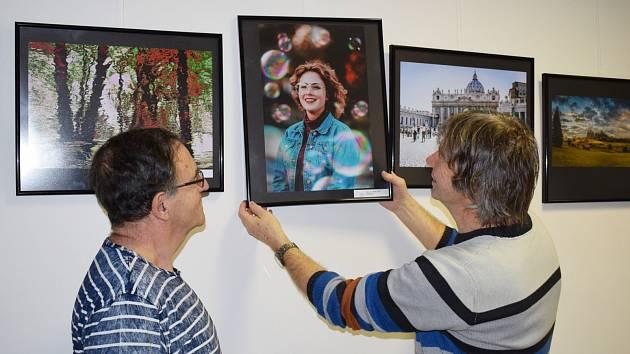 V litoměřické nemocnici můžete zhlédnout fotografie členů fotoklubu FoTOP ze slovenských Topolčianek.