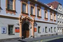 Severočeská galerie výtvarného umění v Litoměřicích.