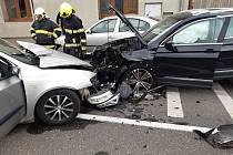 Nehoda v Třebenicích