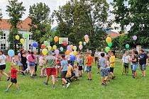 Základní škola v Lovosicích pro děti pořádala i letos tábor, první turnus