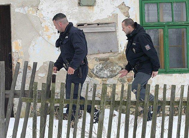 Preventivní policejní akce na Třebenicku.