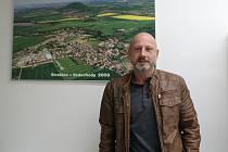 Starosta Straškova-Vododchod Ondřej Švec.