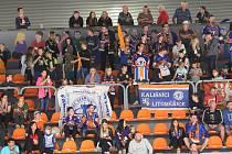 Hokejové utkání Litoměřice a Frýdek-Místek, Chance liga 2019/2020