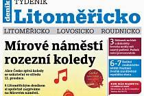 Týdeník Litoměřicko z 5. prosince 2018