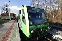 O dopravu na oživené části trati Oparenským údolím projevil zájem dopravce ADŽ Praha, který už vozí turisty v kraji třeba na Švestkové dráze.