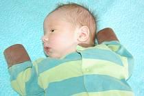 Veronice Havlíkové a Vítovi Laubemu z Želechovic se 28.3. v 16.45 hodin narodil syn Vít Laube (51 cm, 3,34 kg).