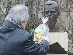 Busta Václava Havla. Ilustrační foto.