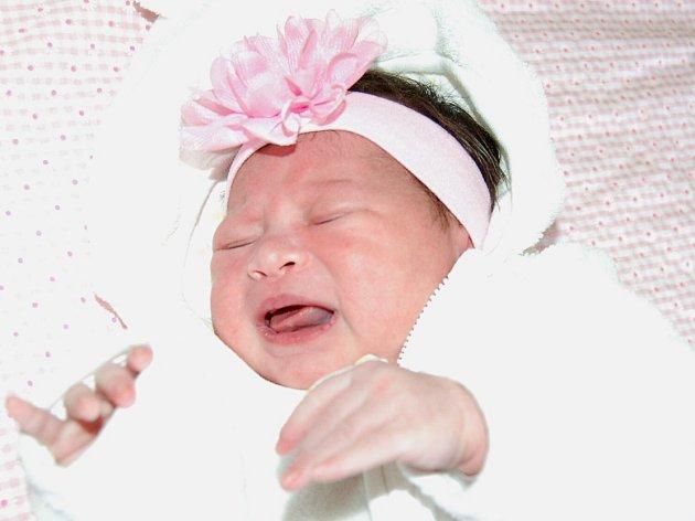 Jennifer Pobežalové a Asenovi Asenovi Angelovi z Hrdel se 6.4. v 0.31 hodin narodila v Litoměřicích dcera Sofie Pobežalová (51 cm, 3,7 kg).
