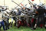 Středověká bitva v Budyni nad Ohří