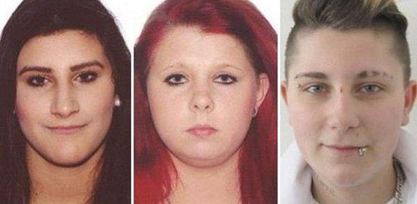 Tři mladé dívky byly zadrženy vLitoměřicích