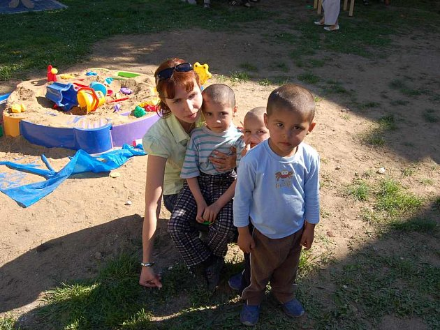 První děti v litoměřickém Klokánku