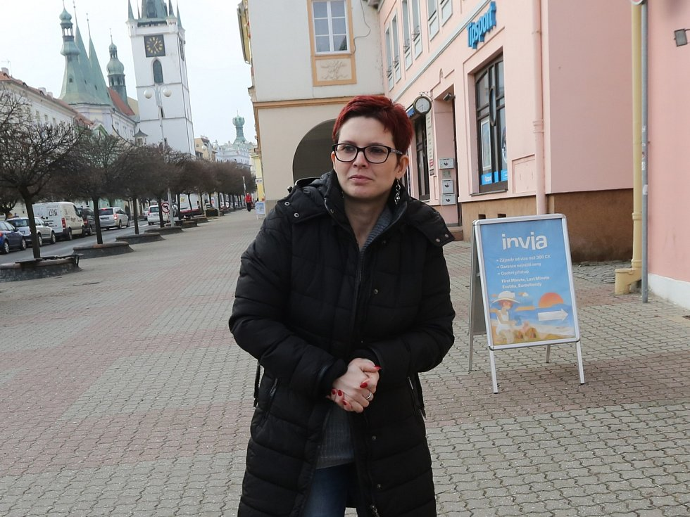 Svědkyně incidentu Deníku popsala, co se v Dlouhé ulici odehrálo
